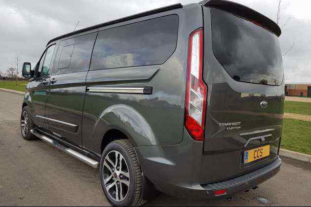 Ford Transit Conversion | Custom Camper Solutions