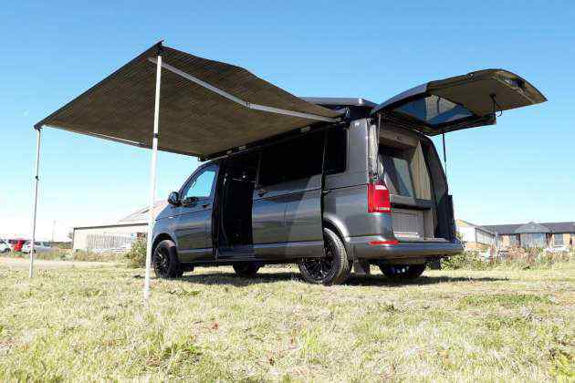 Dometic wind out awning